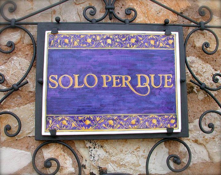 Необычный ресторан в Италии (1)