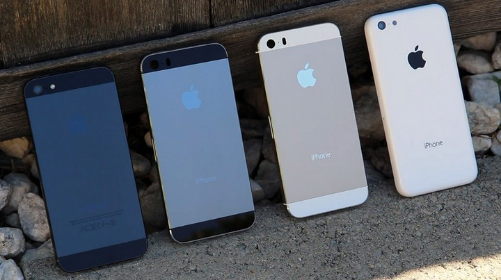 Краш-тест iPhone 5c и iPhone 5s, кто кого?