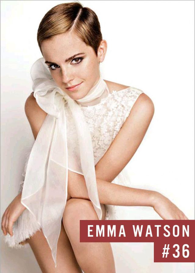 Самые популярные девушки интернета. Рейтинг ТОП - 50 Emma Watson (Эмма Уотсон) (15)