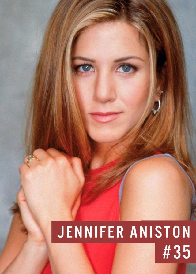 Самые популярные девушки интернета. Рейтинг ТОП - 50 Jennifer Aniston (Дженнифер Энистон) (16)