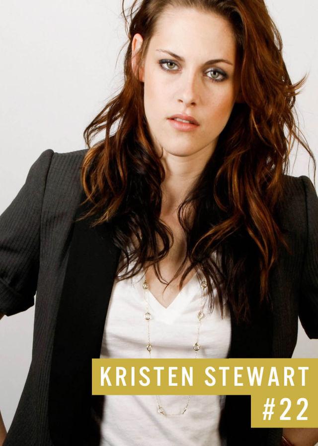 Самые популярные девушки интернета. Рейтинг ТОП - 50 Kristen Stewart (Кристен Стюарт) (29)