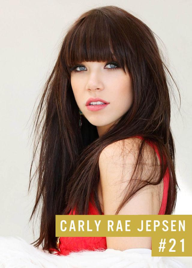 Самые популярные девушки интернета. Рейтинг ТОП - 50 Carly Rae Jepsen (Карли Рэй Джепсен) (30)