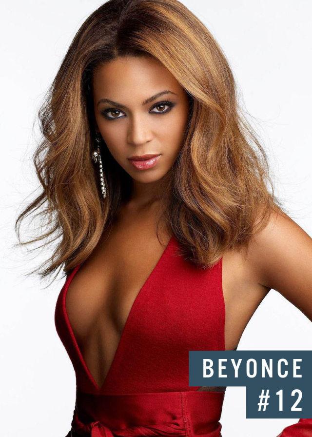 Самые популярные девушки интернета. Рейтинг ТОП - 50 Beyonce (Бейонсе) (39)