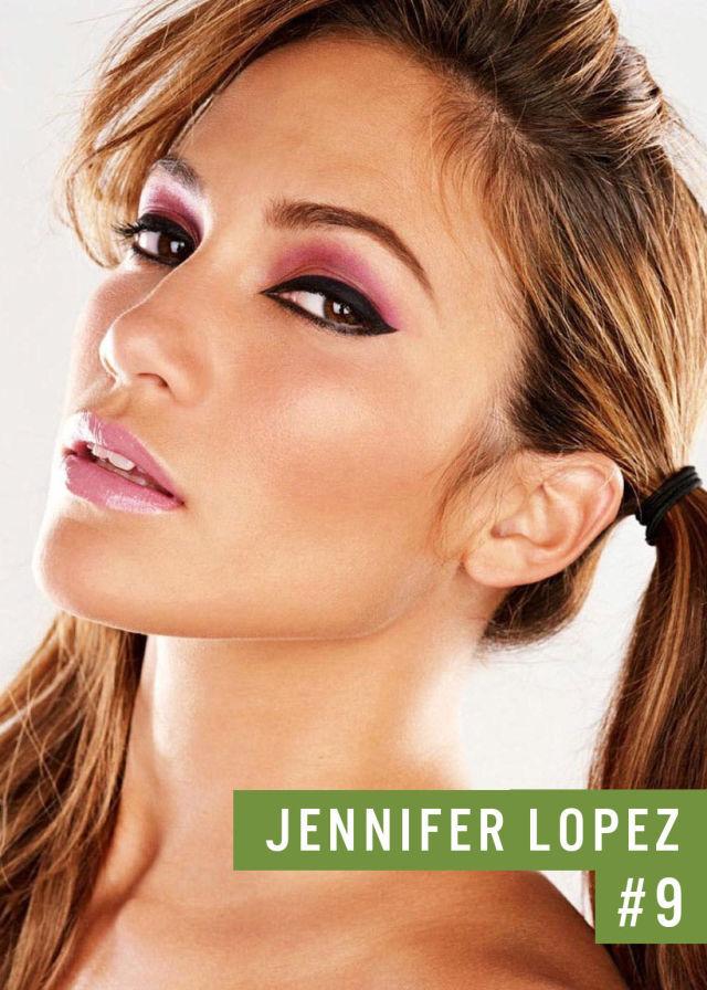 Самые популярные девушки интернета. Рейтинг ТОП - 50 Jennifer Lopez (Дженнифер Лопес) (42)