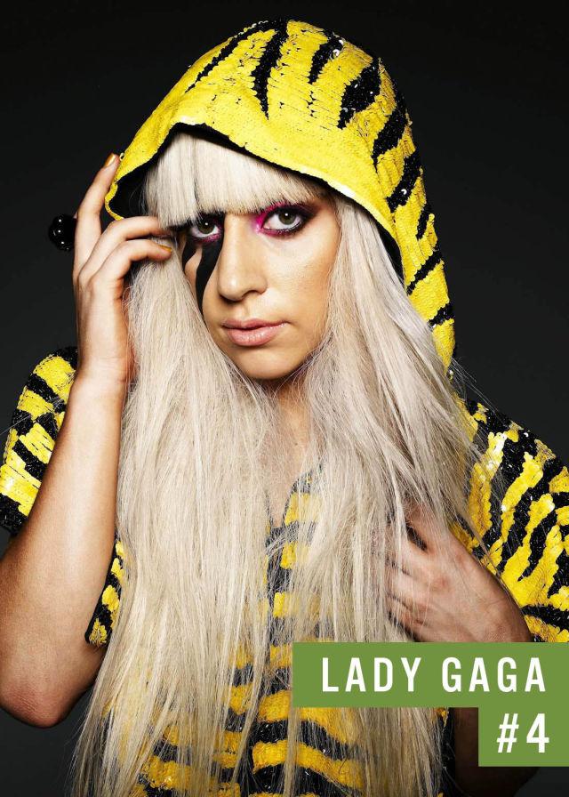 Самые популярные девушки интернета. Рейтинг ТОП - 50 Lady Gaga (Леди Гага) (47)
