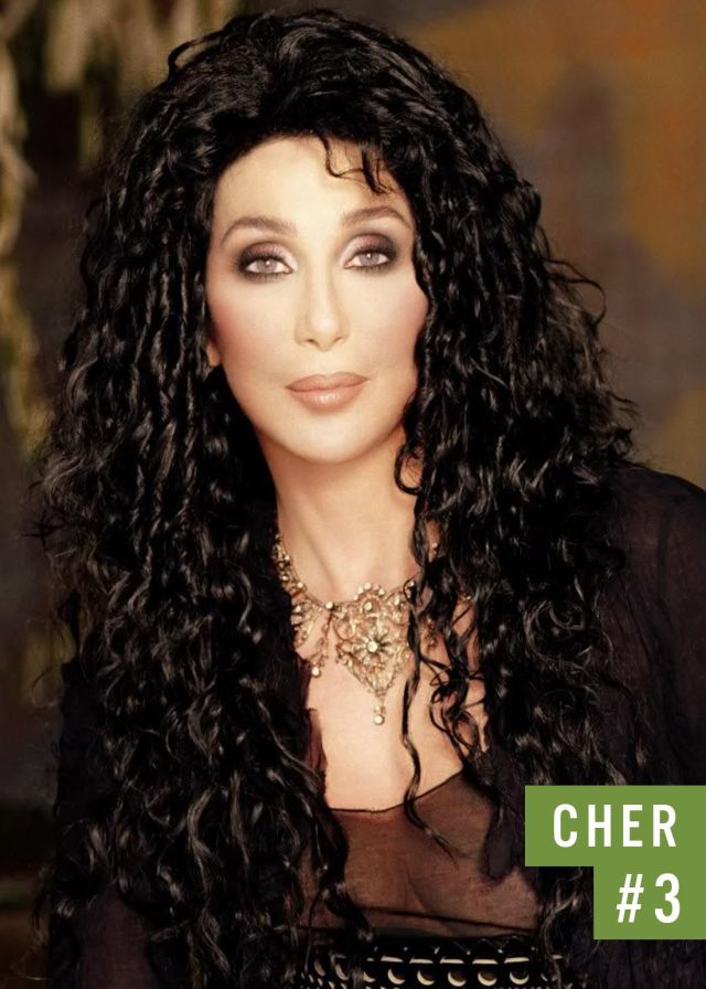 Самые популярные девушки интернета. Рейтинг ТОП - 50 Cher (Шер) (48)