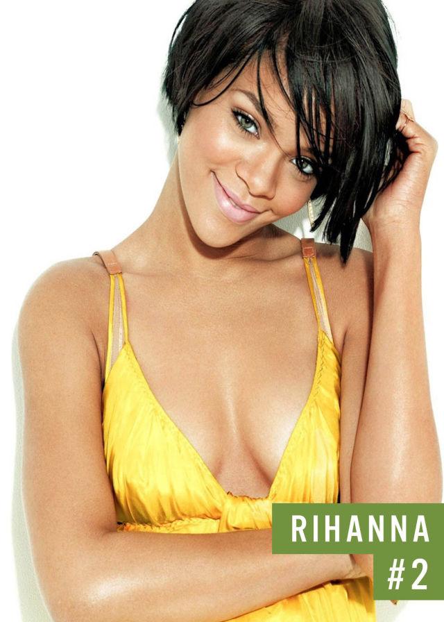 Самые популярные девушки интернета. Рейтинг ТОП - 50 Rihanna (Рианна) (49)