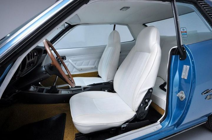Продажа редкой Toyota Celica ST 1972 года (1)