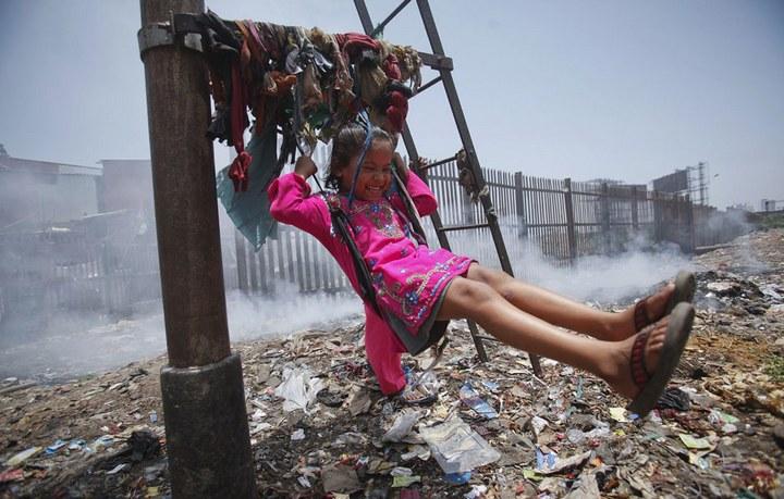 Мумбаи – город мусора (1)