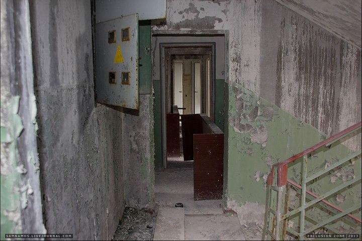 Самостоятельный поход в Припять (2)