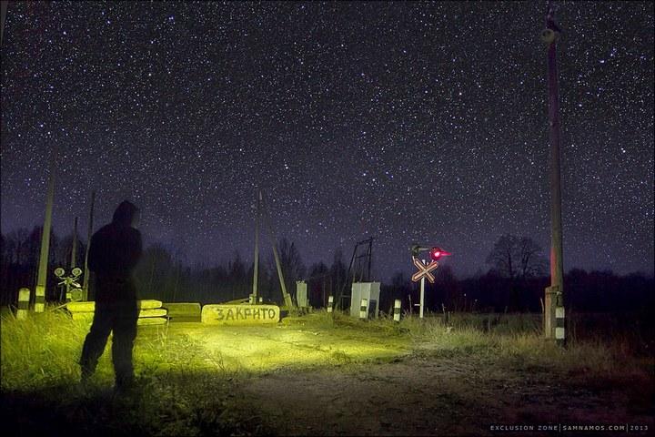 Нелегальный поход в Припять, как своими силами добраться до Припяти (3)