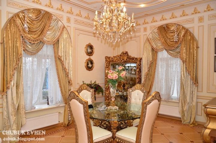 Дом сбежавшего генпрокурора Украины Пшонки (3)