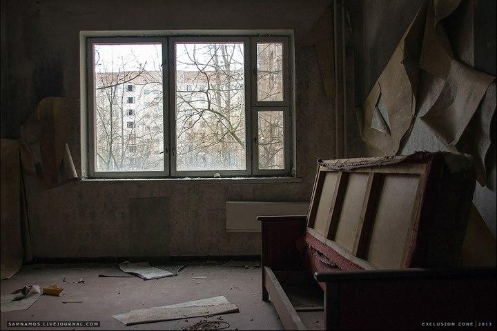 Самостоятельный поход в Припять (3)