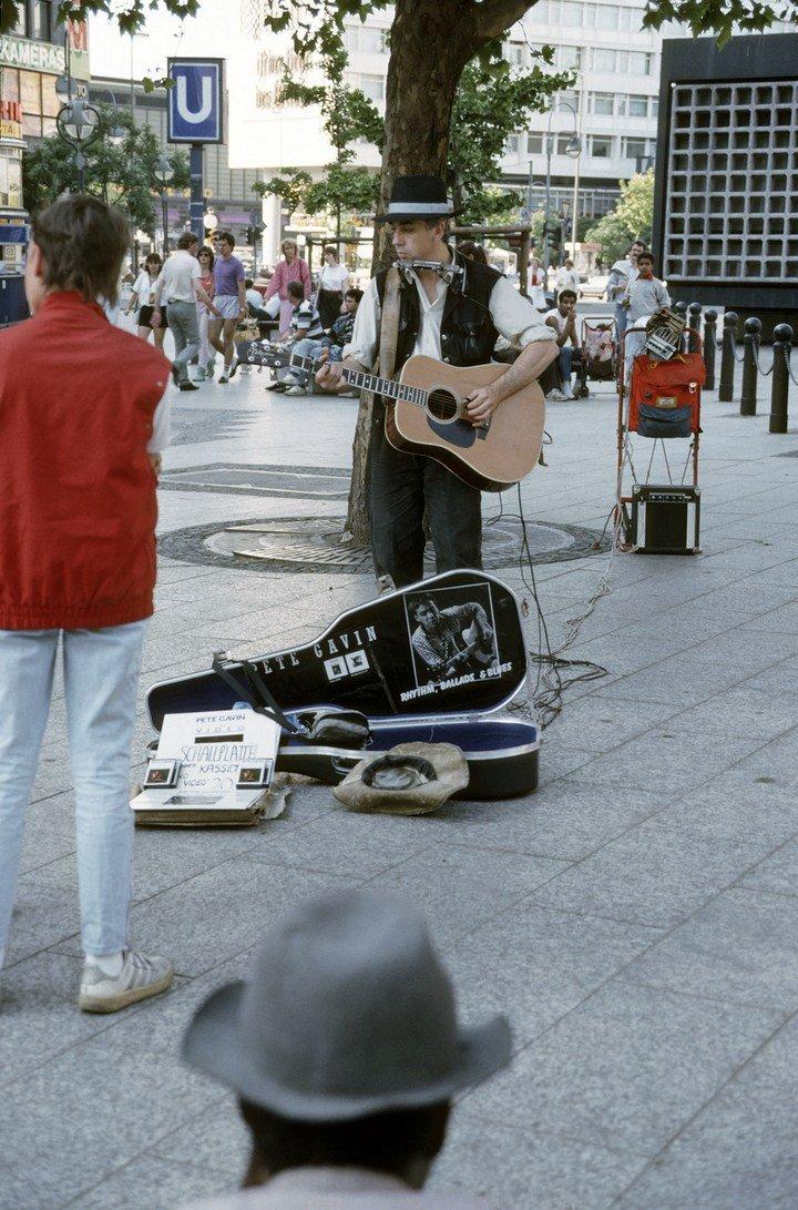 Берлин 1973-1986 годов, старые фотографии (34)