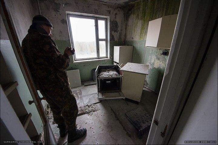 Самостоятельный поход в Припять (4)
