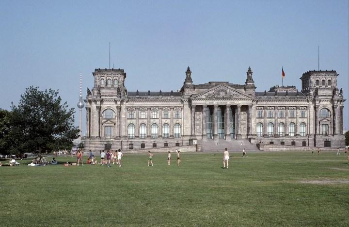 Берлин 1973-1986 годов, старые фотографии (33)