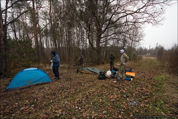 Нелегальный поход в Припять, как своими силами добраться до Припяти (5)