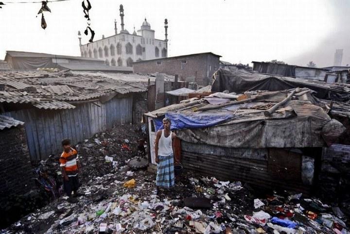 Мумбаи – город мусора (7)