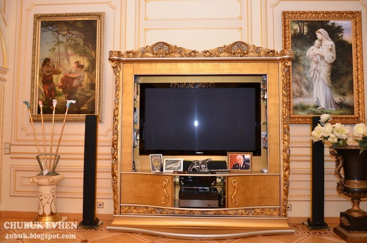 Дом сбежавшего генпрокурора Украины Пшонки (5)
