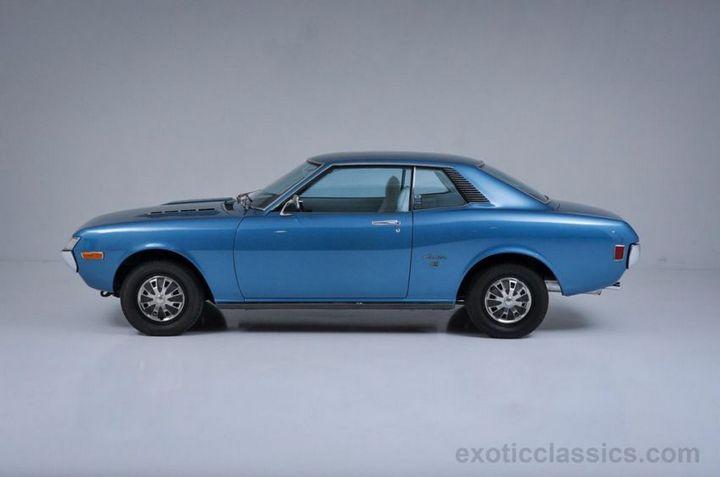 Продажа редкой Toyota Celica ST 1972 года (5)