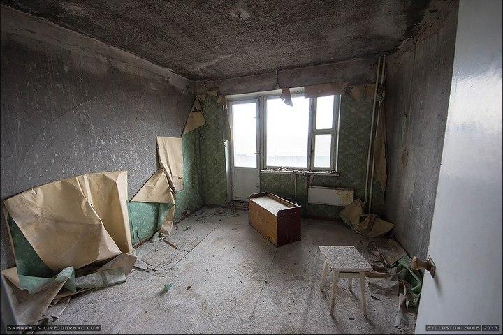 Самостоятельный поход в Припять (5)