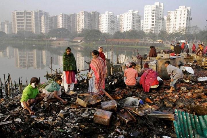 Мумбаи – город мусора (6)