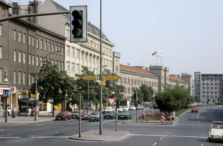 Берлин 1973-1986 годов, старые фотографии (31)