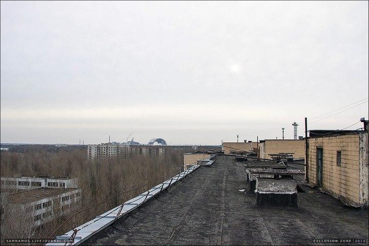 Самостоятельный поход в Припять (8)