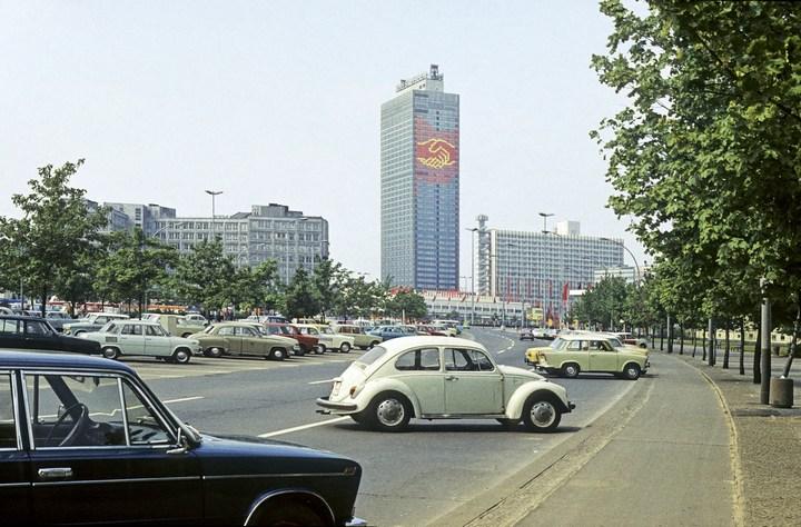 Берлин 1973-1986 годов, старые фотографии (28)