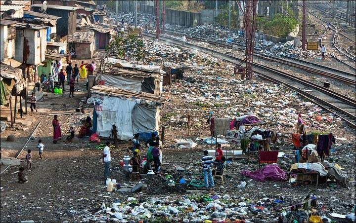 Мумбаи – город мусора (2)