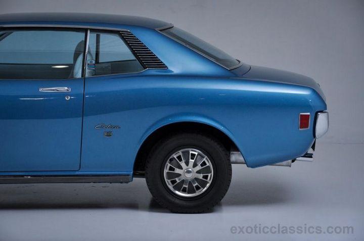 Продажа редкой Toyota Celica ST 1972 года (10)