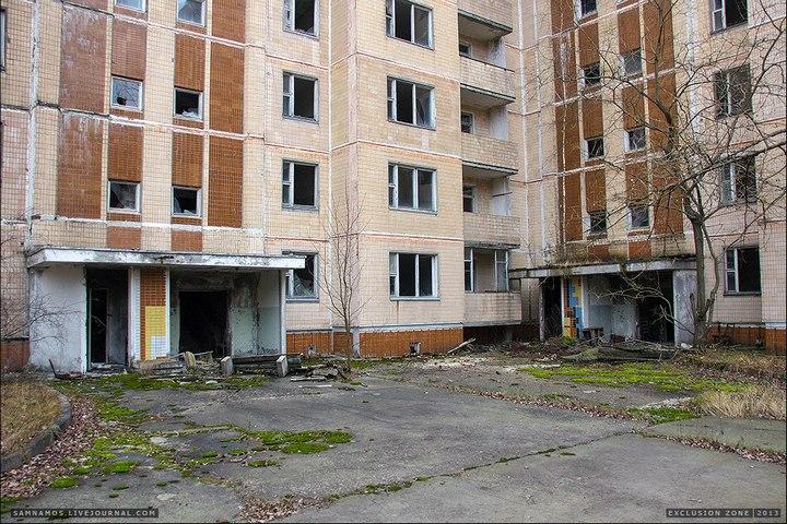 Самостоятельный поход в Припять (10)