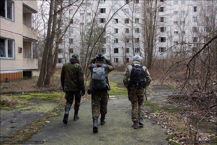 Самостоятельный поход в Припять (11)