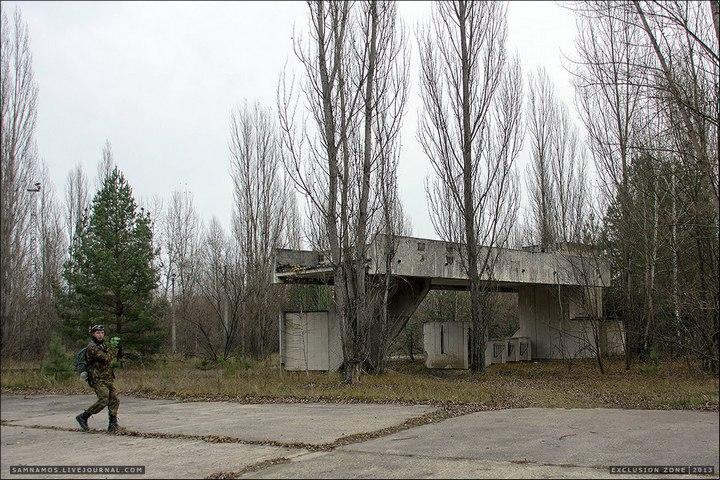 Самостоятельный поход в Припять (12)