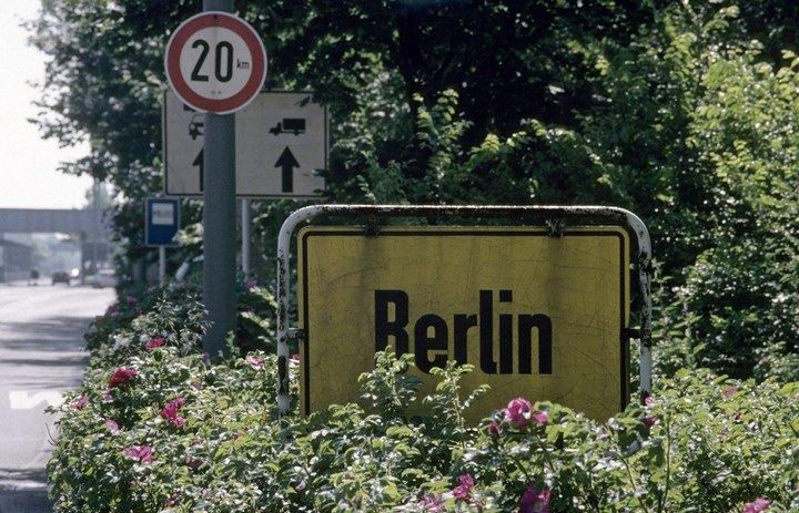 Берлин 1973-1986 годов, старые фотографии (24)