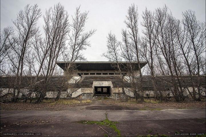 Самостоятельный поход в Припять (14)