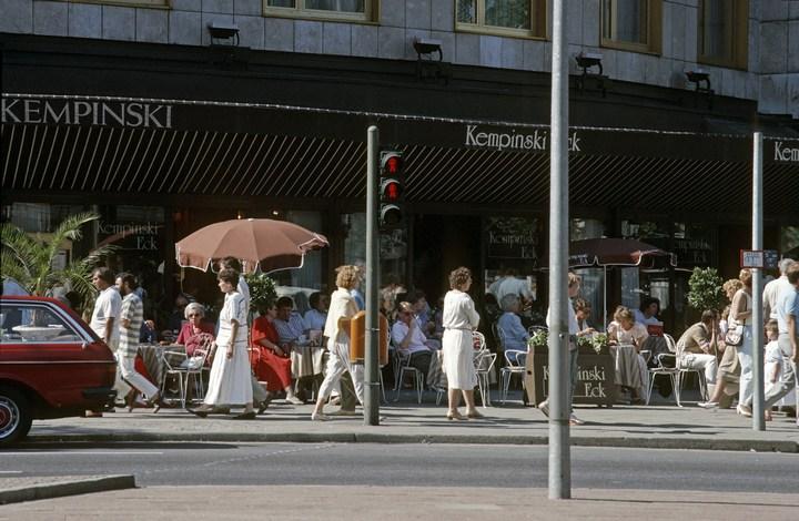 Берлин 1973-1986 годов, старые фотографии (21)