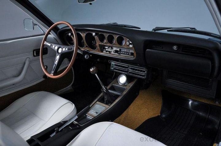 Продажа редкой Toyota Celica ST 1972 года (17)