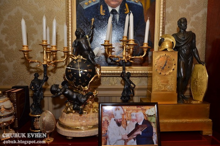 Дом сбежавшего генпрокурора Украины Пшонки (18)