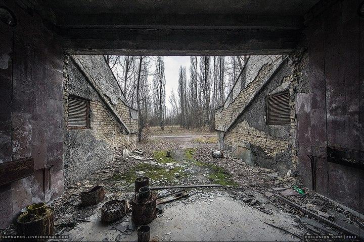 Самостоятельный поход в Припять (19)