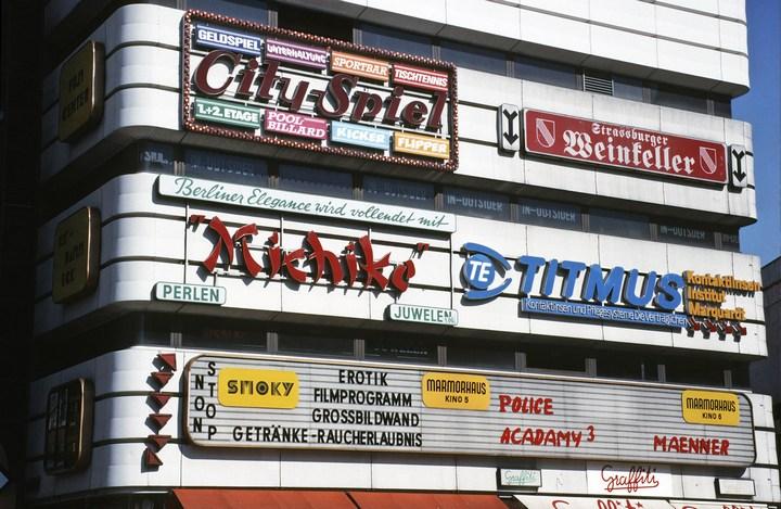 Берлин 1973-1986 годов, старые фотографии (18)