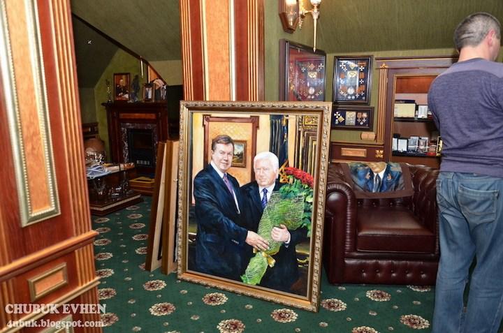 Дом сбежавшего генпрокурора Украины Пшонки (19)