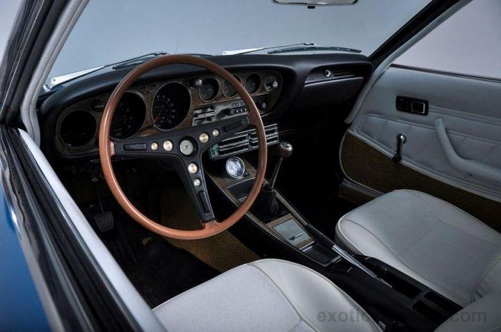 Продажа редкой Toyota Celica ST 1972 года (21)