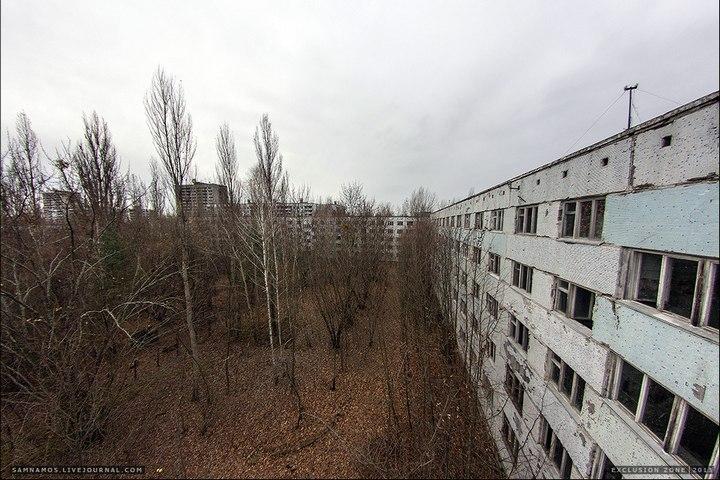 Самостоятельный поход в Припять (21)