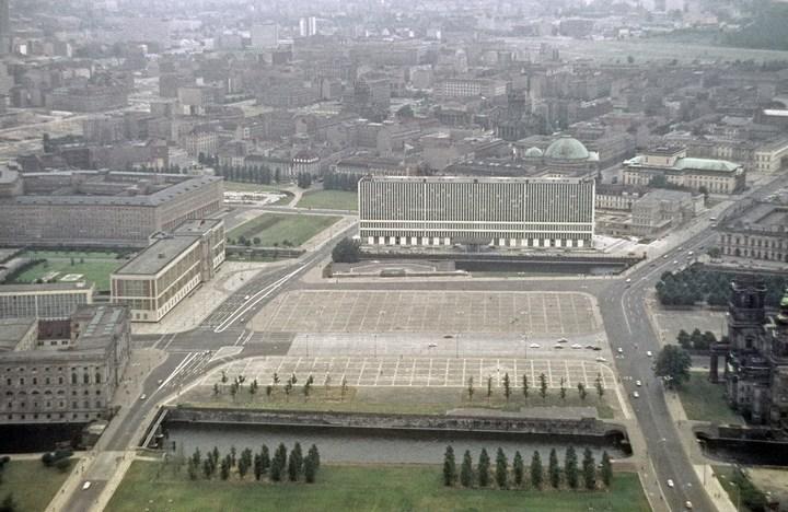 Берлин 1973-1986 годов, старые фотографии (16)