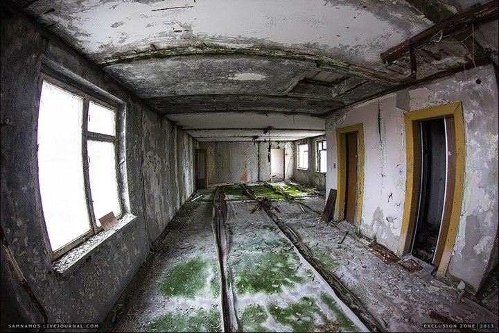 Самостоятельный поход в Припять (23)