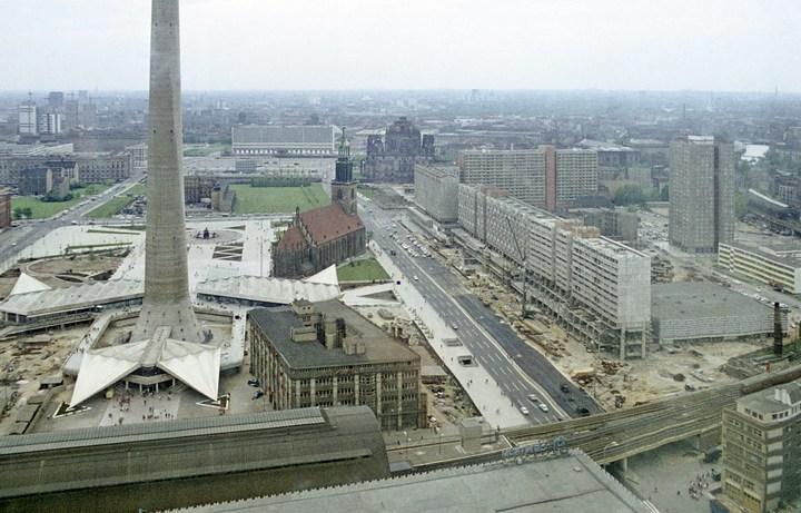 Берлин 1973-1986 годов, старые фотографии (14)