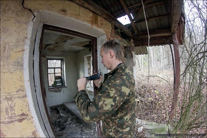 Нелегальный поход в Припять, как своими силами добраться до Припяти (25)