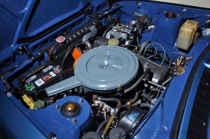 Продажа редкой Toyota Celica ST 1972 года (26)