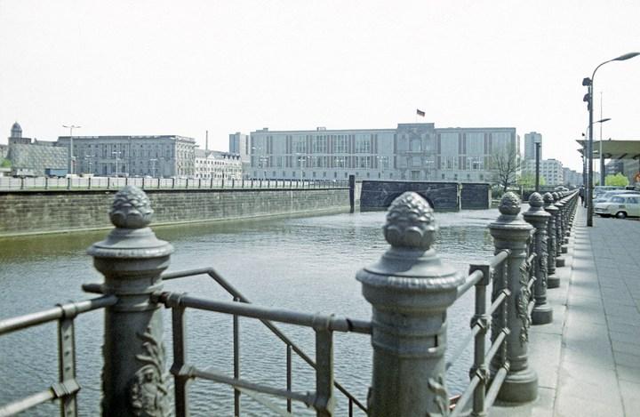 Берлин 1973-1986 годов, старые фотографии (10)
